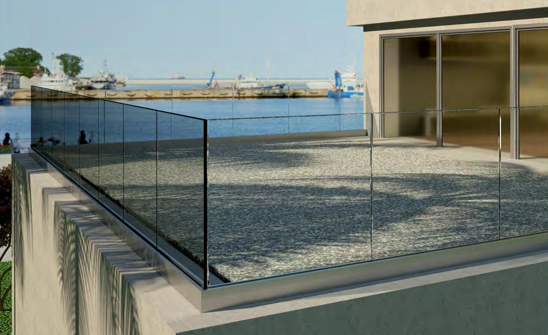 glasco balustrade systems ltd